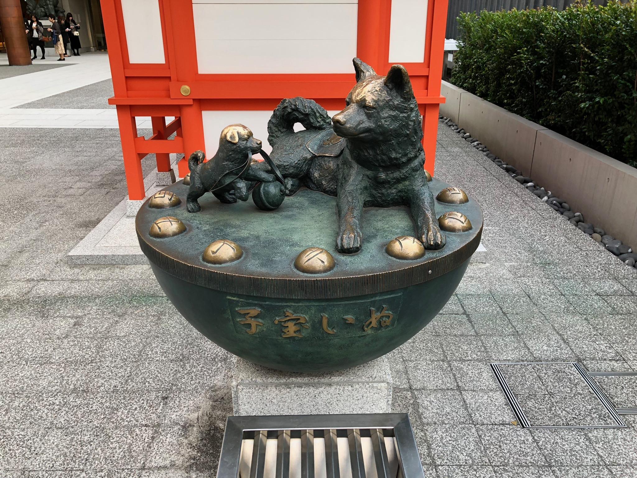 都内のおすすめ子宝神社