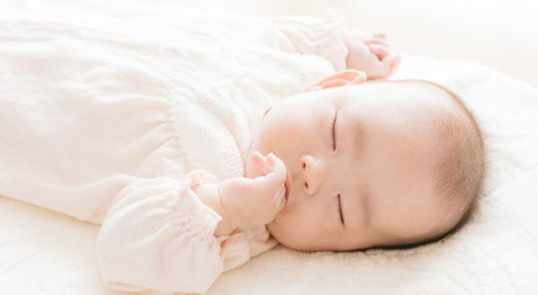 赤ちゃんの名前の付け方
