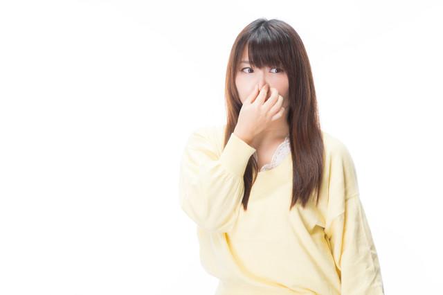 妊娠すると匂いに敏感